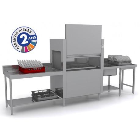 Lave-vaisselle à avancement automatique - Lavage + Rinçage - ISY31101