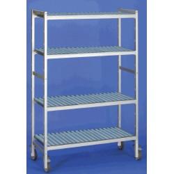 Etagère 3, 4 ou 5 niveaux - Compatible GN 1/1 - Profondeur 485 mm