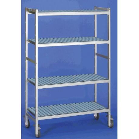 Etagère 3, 4 ou 5 niveaux - Compatible GN 1/1 - Profondeur 565 mm