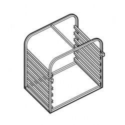 Sturcture porte-grilles GN 1/1 - AST081