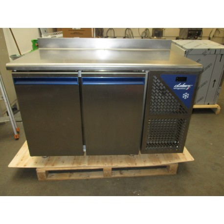 Occasion : Table réfrigérée négative 300 L - 2 portes - Avec groupe logé - TG702N - DALMEC