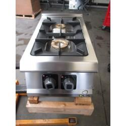 Occasion : Plaque de cuisson - Top 2 feux gaz - Diamante 70 - D7210TCG - OLIS