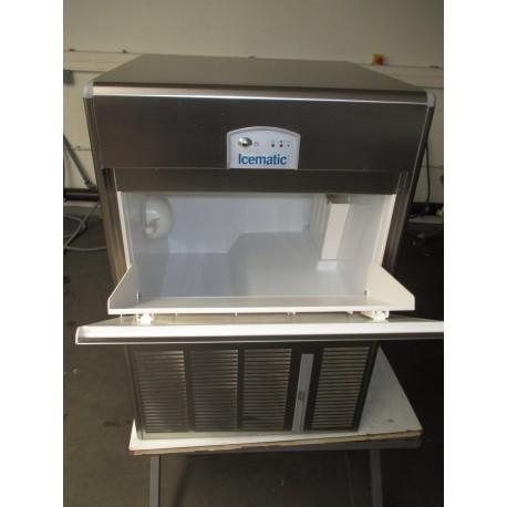 Occasion - Machine à glaçons creux - 60 kg - E60IX - ICEMATIC