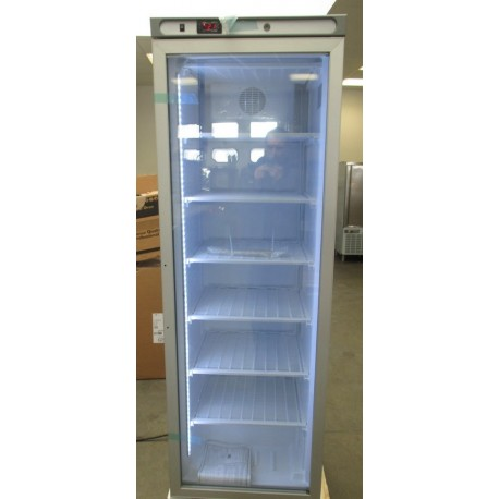 OCCASION : Armoire réfrigérée vitrée négative 400 L - A400BTV - NOSEM