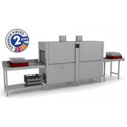 Lave-vaisselle à avancement automatique avec condenseur de buée - Lavage + Triple Rinçage + Séchage - TOP31221