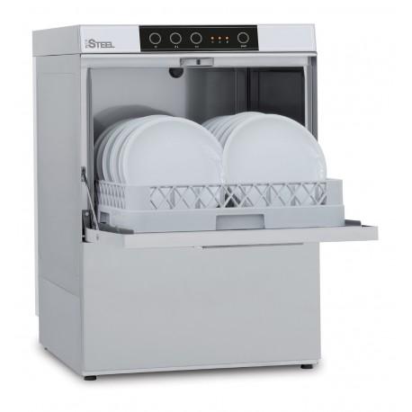 Lave-vaisselle - 20 litres - STEELTECH V1 - Panier 500 x 500 - COLGED