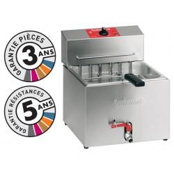 Friteuse électrique de table - 10 litres - Valentine - TF10