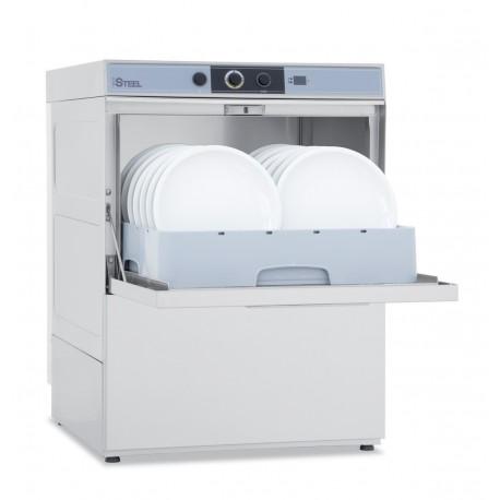 Lave-verres - 14 litres - STEELTECH DG - Panier 450 x 450 mm - COLGED