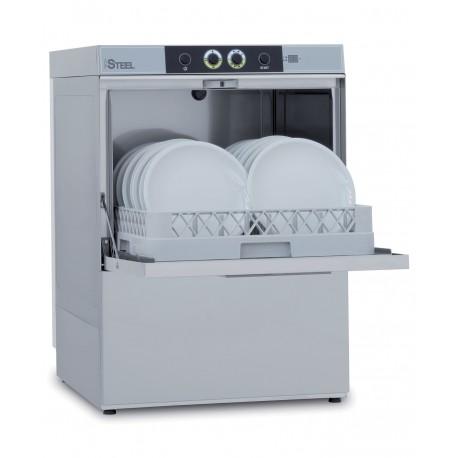 Lave-vaisselle - 20 litres - STEELTECH DG - Panier 500 x 500 mm - COLGED