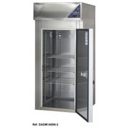 Armoire démontable négative -18/-22°C - 1400 L - 1 porte pleine - 1000 x 1000 - Dalmec