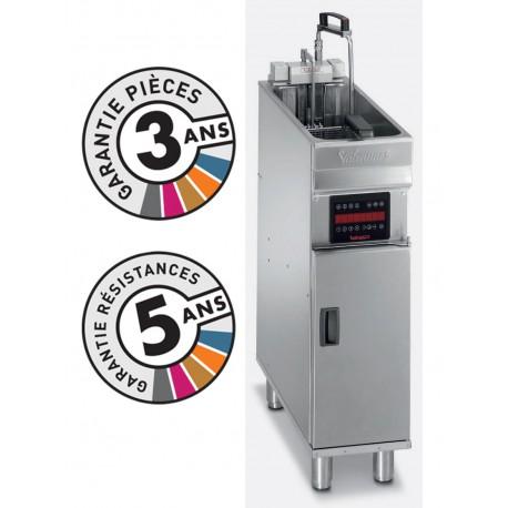 Friteuse électrique sur coffre - 9-10 litres - Valentine - EVOC250T