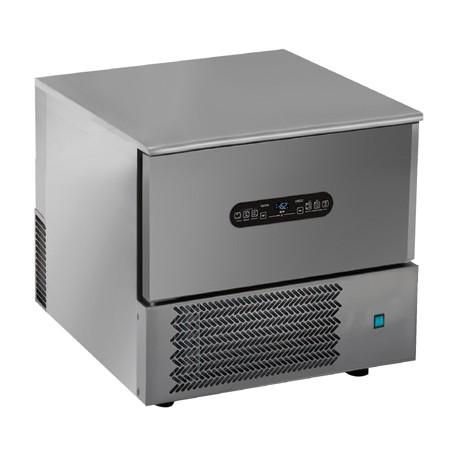 Cellule de refroidissement et de congélation - Touch control - 3 niveaux - GN 1/1 ou 600 x 400 - CM03TH - Nosem