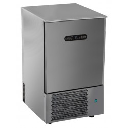 Cellule de refroidissement et de congélation - Touch control - 10 niveaux - GN 1/1 ou 600 x 400 - CM10TH - Nosem