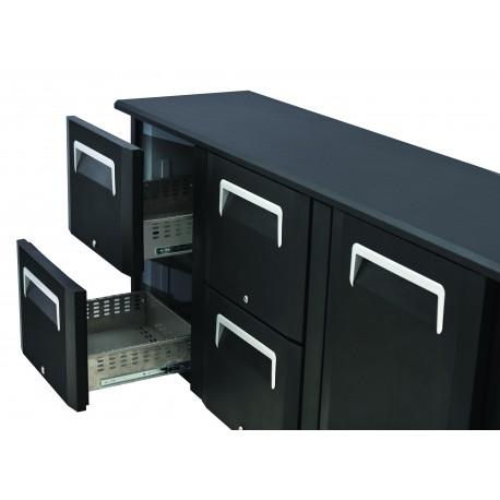 Kit 3 tiroirs à la place d'une porte - AB3T