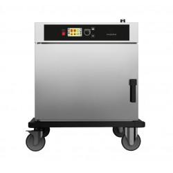 Chariot de remise en température et maintient au chaud - Série RRT - 6 niveaux - GN 1/1 ou 600 x 400 - Moduline