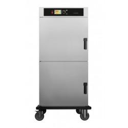 Chariot de remise en température et maintient au chaud - Série RRT - 16 niveaux - GN 1/1 ou 600 x 400 - Moduline