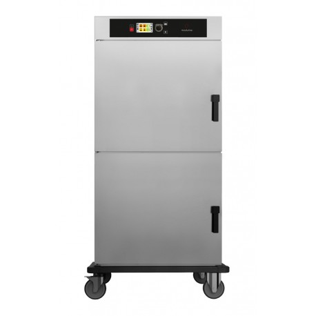 Chariot de remise en température et maintient au chaud - Série RRT - 16 niveaux - GN 1/1 ou GN 2/1 - Moduline