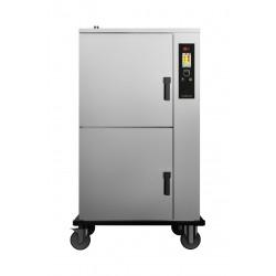 Chariot de remise en température et maintient au chaud - Série RRT - 16 / 32 niveaux - GN 1/1 ou GN 2/1 - Moduline