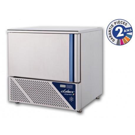 Cellule de refroidissement mixte - 5 niveaux GN 1/1 ou 600 x 400 mm - Dalmec - BC51170-2