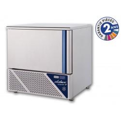 Cellule de refroidissement mixte +90/-18°C - 5 niveaux GN 1/1 ou 600 x 400 mm - Dalmec - BC51190-2