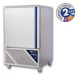 Cellule de refroidissement mixte +90/-18°C - 10 niveaux GN 1/1 ou 600 x 400 mm - Dalmec - BC1090-2