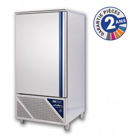 Cellule de refroidissement mixte +90/-18°C - 15 niveaux GN 1/1 ou 600 x 400 mm - Dalmec - BC1590-2
