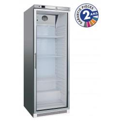 Armoire réfrigérée positive - 1 porte vitrée - 400 L - A400TNV - Nosem