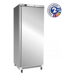 Armoire réfrigérée positive - Extérieur Inox - 1 porte pleine - 600 L - A601TNIX - Nosem