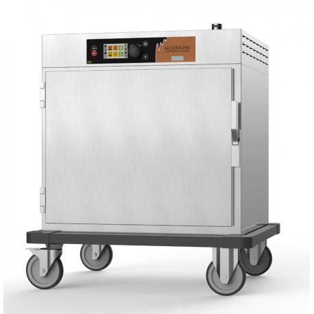 Chariot de remise en température 6 niveaux GN 1/1 - Série RRT- Moduline