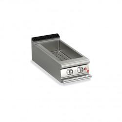 Top bain-marie électrique - Gamme Queen 700 - 70QBME410 - Baron