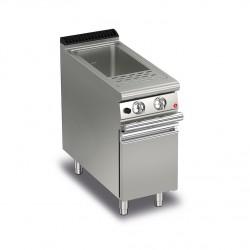 Cuiseur à pâtes monobloc gaz - 26 litres - Gamme Queen 700 - 70QCPMG400 - Baron