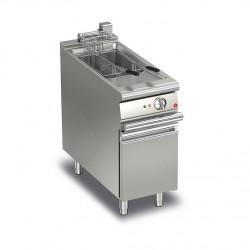 Friteuse électrique monobloc - 15 litres - Gamme Queen 700 - 70QFRIE415 - Baron