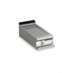 Grillade électrique - Plaque lisse 17,3 dm² - Gamme Queen 700 - 70QFTE403 - Baron