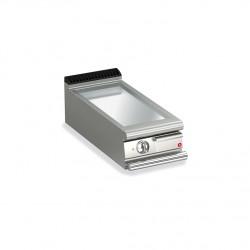 Grillade électrique - Plaque lisse 17,3 dm² - Gamme Queen 700 - 70QFTE405 - Baron