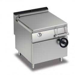 Sauteuse électrique compacte à relevage manuel - 80 litres - Gamme Queen 900 - 90QBRE80 - Baron