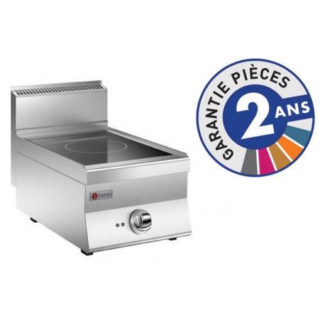 Plaque de cuisson - Vitrocéramique 2 zones - Gamme 650 - Baron