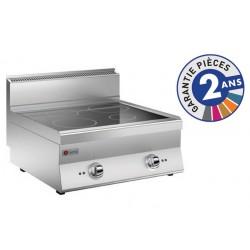 Plaque de cuisson - Vitrocéramique 4 zones - Gamme 650 - Baron