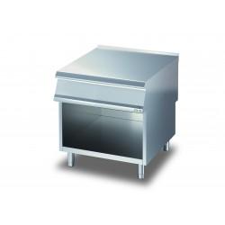 Elément neutre - Sur placard ouvert avec tiroir - DIAMANTE 90 - OLIS - D9410ENC