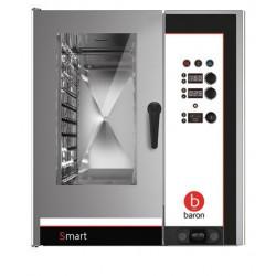 Four mixte électrique à injection de vapeur - 10 niveaux GN 1/1 - SMART - BSEV101D - Baron