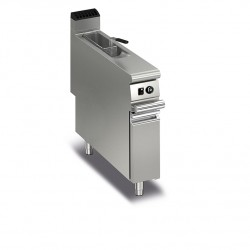 Friteuse gaz monobloc - 7 litres - Gamme Queen 900 - 90QFRG210 - Baron