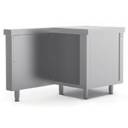 Meuble caisse avec protection - SELF-SERVICE 750 - SECP0725D - Nosem