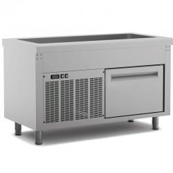 Élément réfrigéré avec stockage réfrigéré - SELF-SERVICE 750 - SER1450 - Nosem