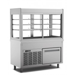 Meuble réfrigéré multi niveaux - SELF-SERVICE 750 - SERVR1450 - Nosem
