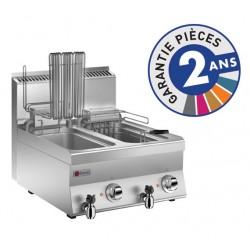 Friteuse électrique - 2x 10 litres - Gamme 650 - Baron