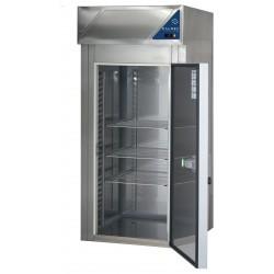 Armoire démontable négative -18/-22°C - Tôle peinte en blanc - 1400 L - 1 porte - 1000 X 1000 - DADM1400NB-3 - Dalmec