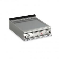 Grillade gaz - Plaque lisse 37,3 dm² - Gamme Queen 700 - 70QFTG803 - Baron