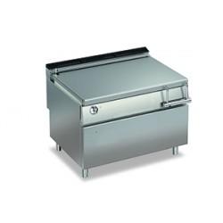 Sauteuse électrique compacte à relevage motorisé - 80 litres - Gamme Queen 900 - 90QBREM120 - Baron