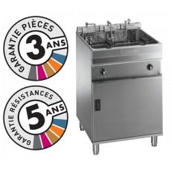 Friteuse électrique sur coffre - 25-28 litres - Valentine - EVO600PR