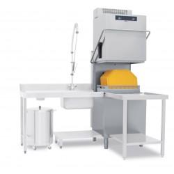 Lave-vaisselle - 30 litres - Panier 600 x 500 mm - TOPTECH - COLGED