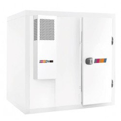 Panneau pour chambre froide négative - 1440 x 1740 mm - CFN1417 - Nosem